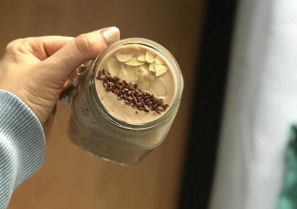 Banana, Maca Smoothie