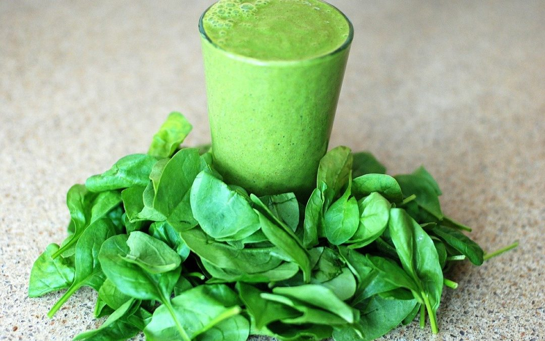 The Green Smoothie Every Woman Needs