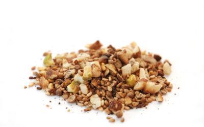 Nutty, Spicy Dukkah